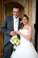Chris and Faye, Tylney Hall
